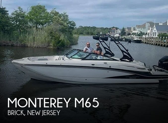 Used Monterey Boats For Sale by owner | 2020 Monterey M65
