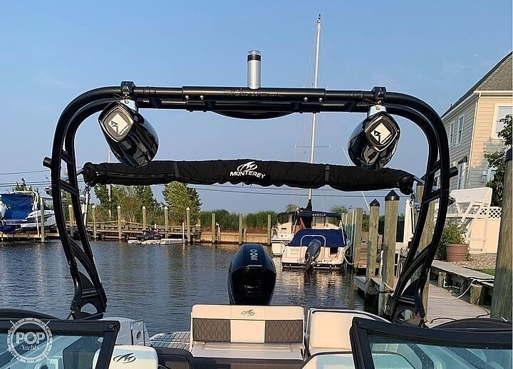 2020 Monterey boat for sale, model of the boat is M65 & Image # 6 of 40