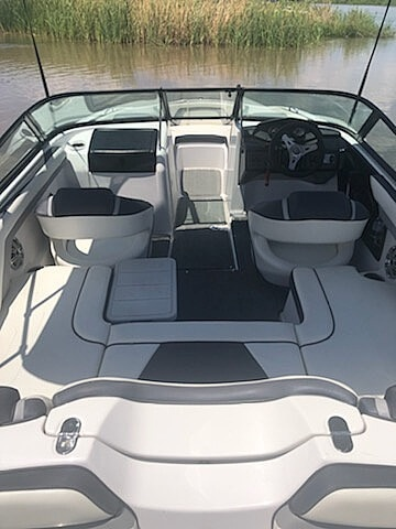 2016 Yamaha boat for sale, model of the boat is SX192 & Image # 3 of 12