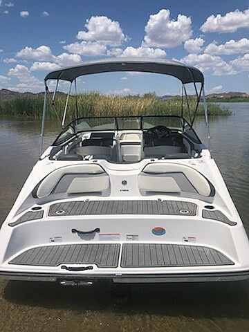 2016 Yamaha boat for sale, model of the boat is SX192 & Image # 4 of 12