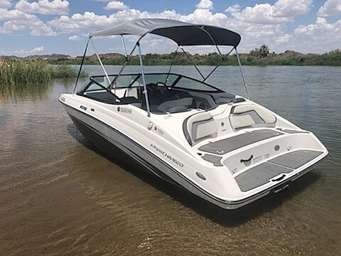 2016 Yamaha boat for sale, model of the boat is SX192 & Image # 5 of 12