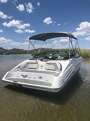 2016 Yamaha boat for sale, model of the boat is SX192 & Image # 6 of 12