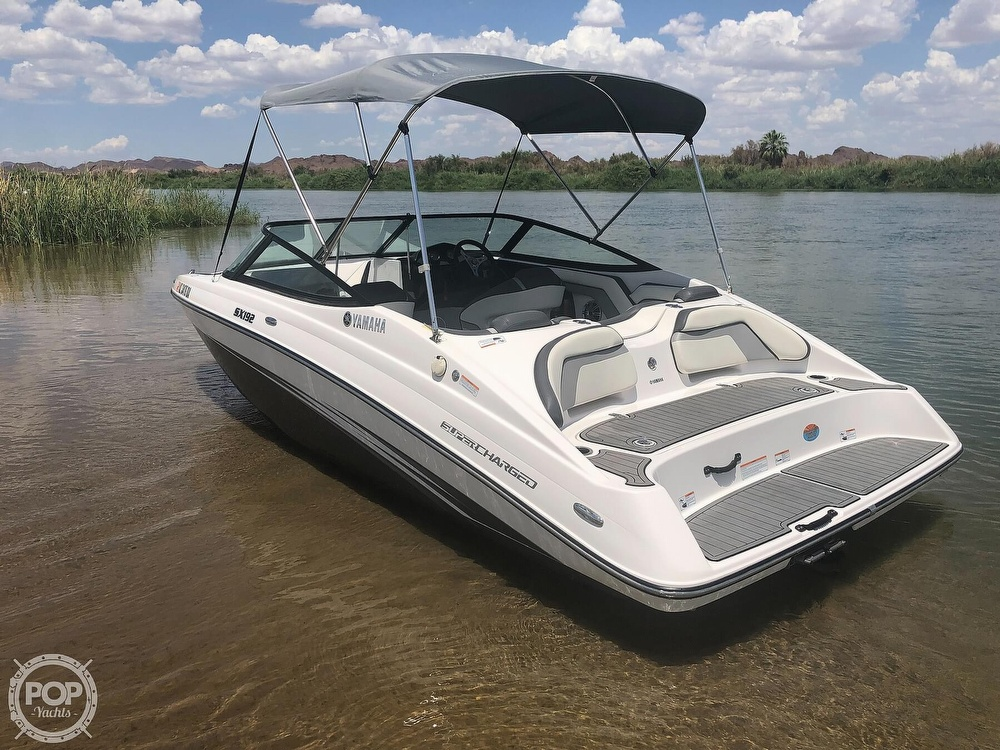 2016 Yamaha boat for sale, model of the boat is SX192 & Image # 7 of 12