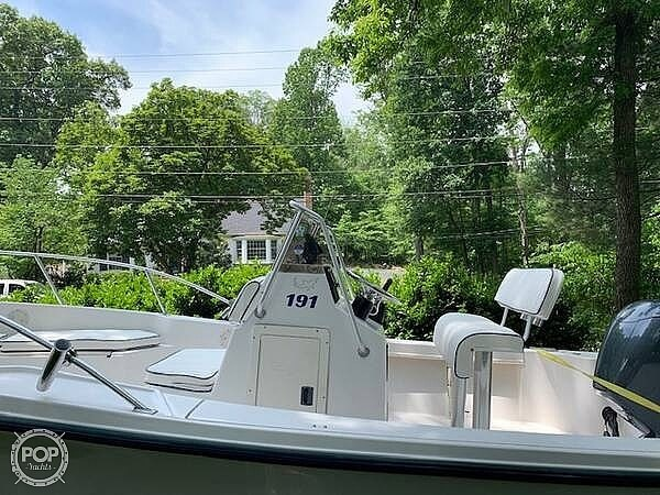 1998 Mako boat for sale, model of the boat is 191 & Image # 8 of 40