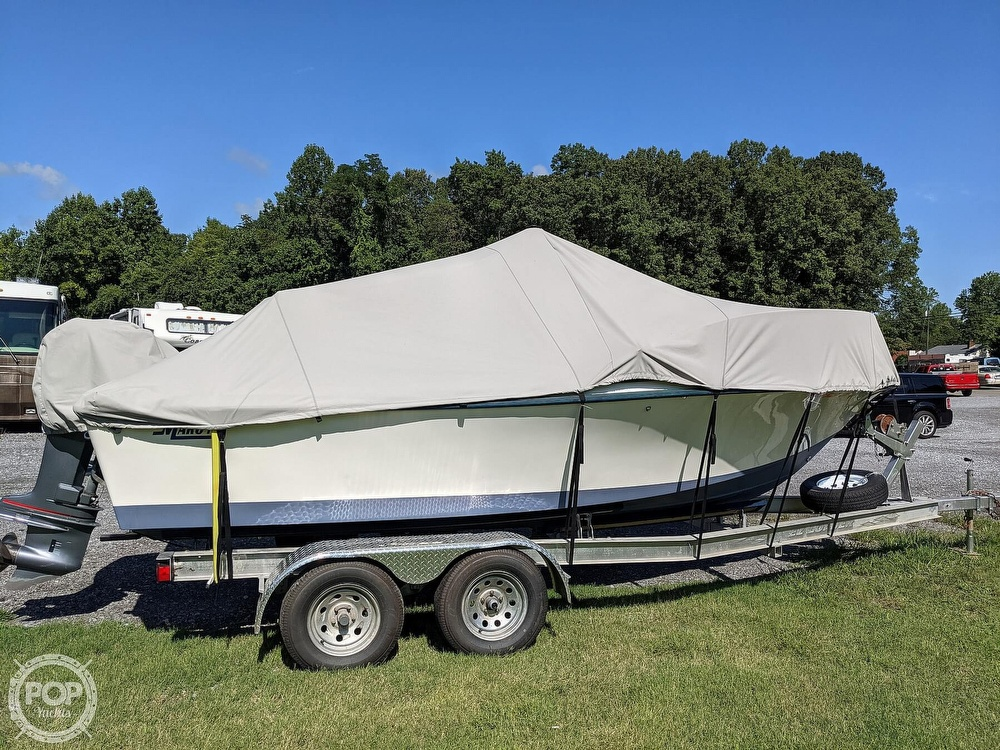 1998 Mako boat for sale, model of the boat is 191 & Image # 9 of 40