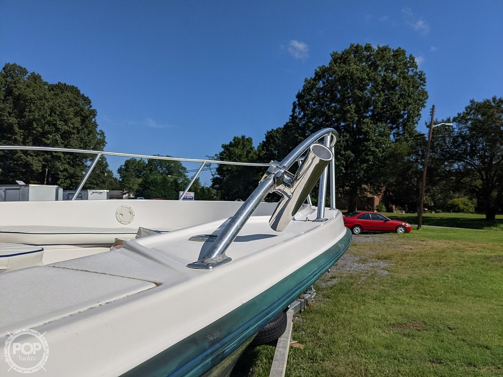 1998 Mako boat for sale, model of the boat is 191 & Image # 12 of 40