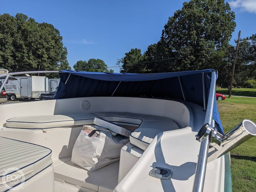 1998 Mako boat for sale, model of the boat is 191 & Image # 17 of 40
