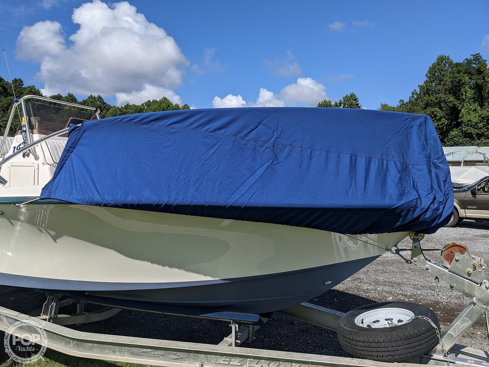 1998 Mako boat for sale, model of the boat is 191 & Image # 18 of 40
