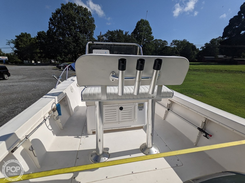 1998 Mako boat for sale, model of the boat is 191 & Image # 21 of 40