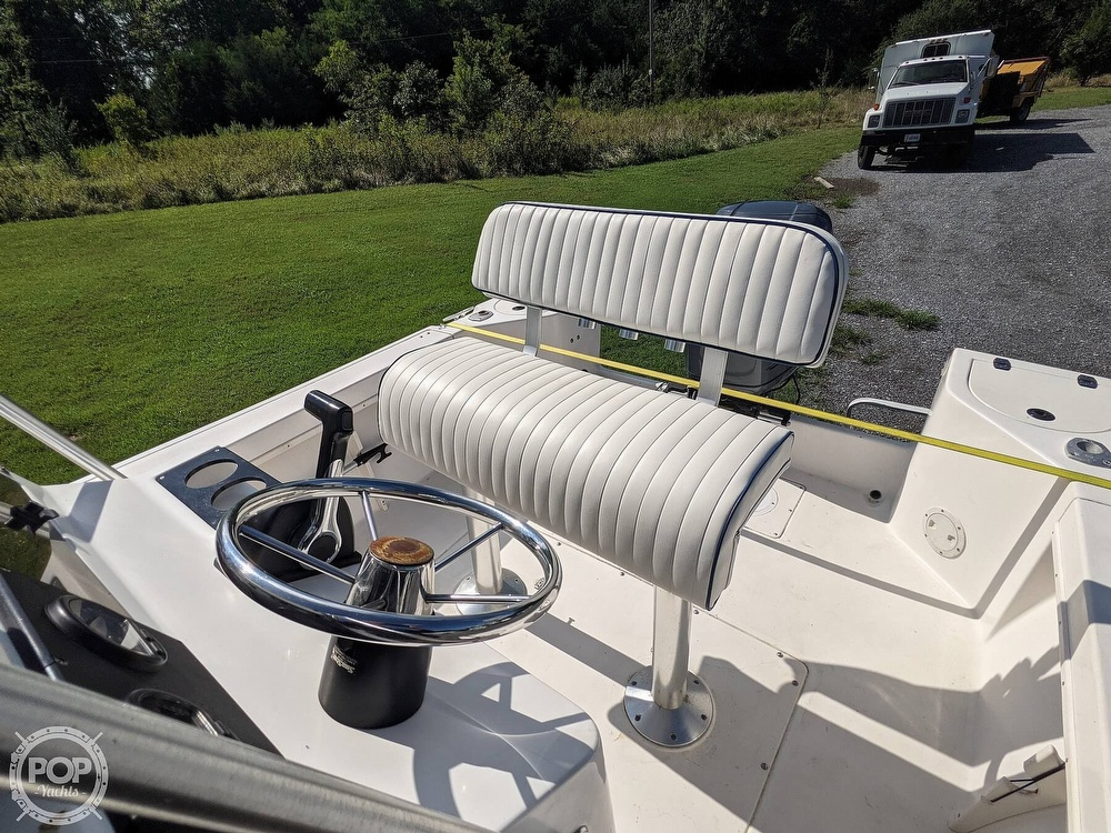 1998 Mako boat for sale, model of the boat is 191 & Image # 23 of 40