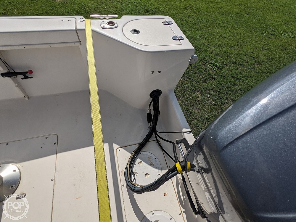 1998 Mako boat for sale, model of the boat is 191 & Image # 24 of 40