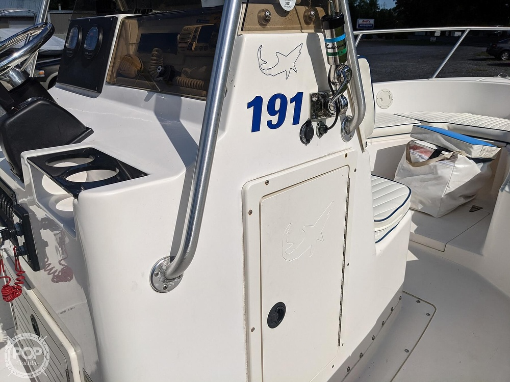1998 Mako boat for sale, model of the boat is 191 & Image # 30 of 40