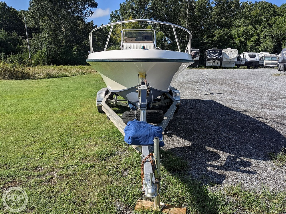 1998 Mako boat for sale, model of the boat is 191 & Image # 5 of 40