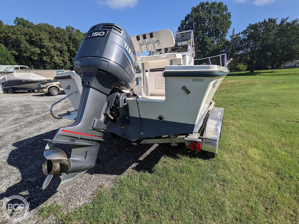 1998 Mako boat for sale, model of the boat is 191 & Image # 7 of 40