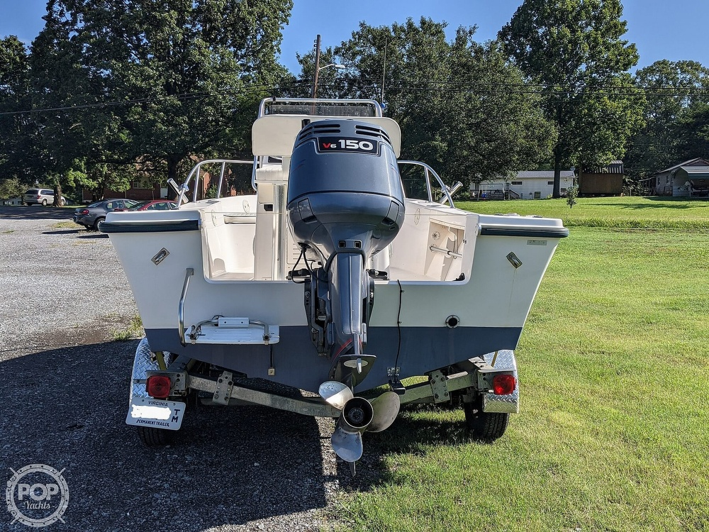 1998 Mako boat for sale, model of the boat is 191 & Image # 6 of 40