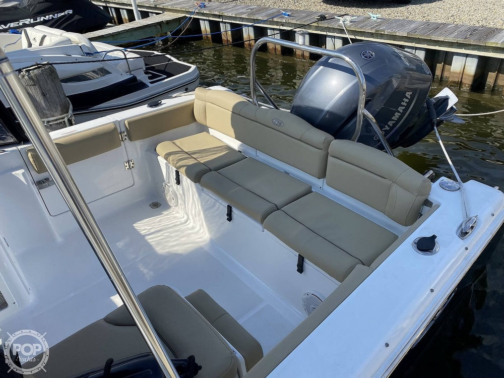 2017 Sea Hunt boat for sale, model of the boat is 235 Escape SE & Image # 36 of 40