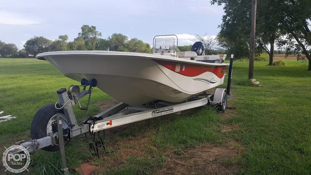 2013 Carolina Skiff boat for sale, model of the boat is 218 dlv & Image # 3 of 40