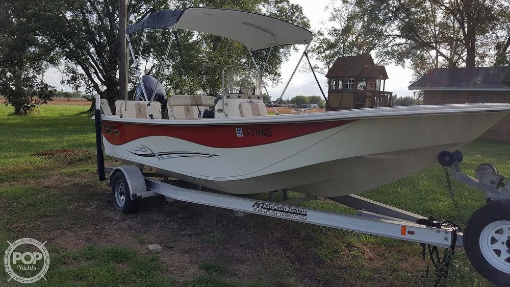 2013 Carolina Skiff boat for sale, model of the boat is 218 dlv & Image # 5 of 40