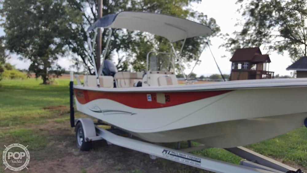 2013 Carolina Skiff boat for sale, model of the boat is 218 dlv & Image # 6 of 40