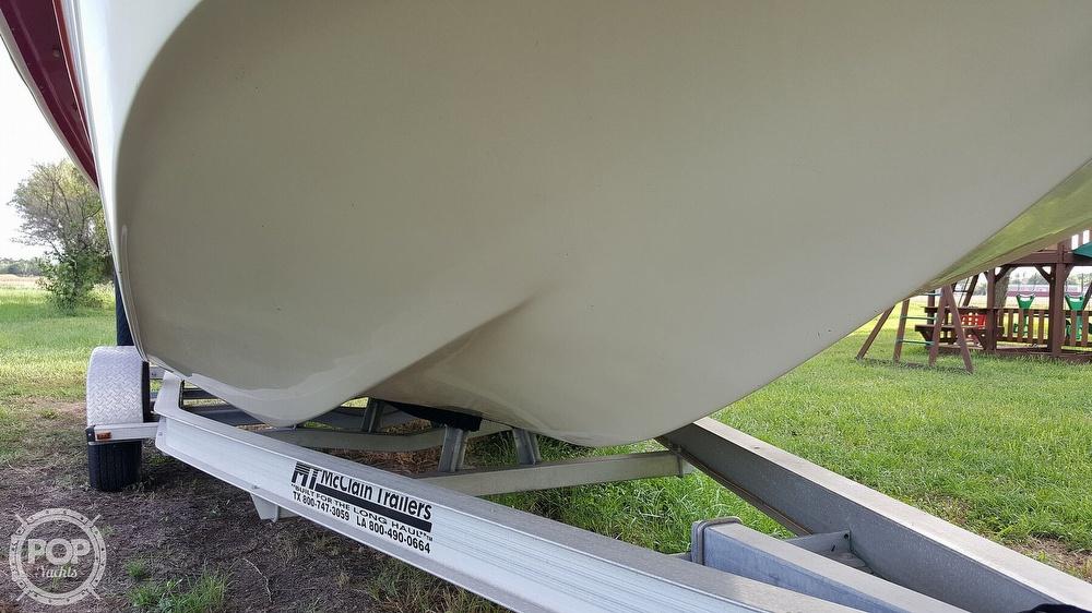 2013 Carolina Skiff boat for sale, model of the boat is 218 dlv & Image # 7 of 40