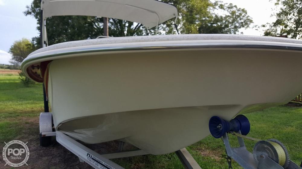 2013 Carolina Skiff boat for sale, model of the boat is 218 dlv & Image # 8 of 40