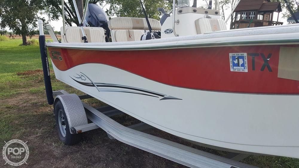 2013 Carolina Skiff boat for sale, model of the boat is 218 dlv & Image # 14 of 40