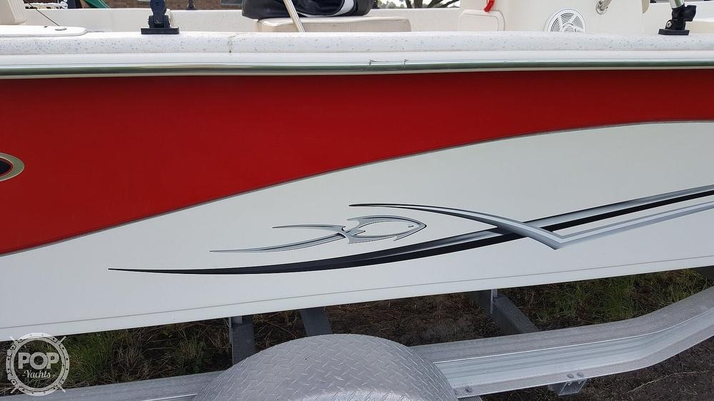2013 Carolina Skiff boat for sale, model of the boat is 218 dlv & Image # 21 of 40