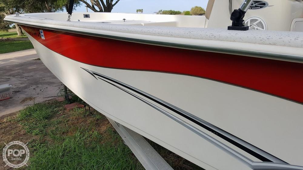 2013 Carolina Skiff boat for sale, model of the boat is 218 dlv & Image # 39 of 40
