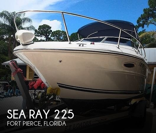 Used Sea Ray Weekender Boats For Sale by owner | 2001 Sea Ray 225 weekender