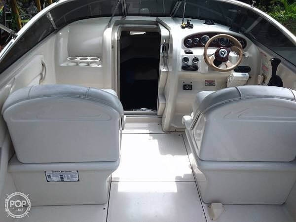 2001 Sea Ray boat for sale, model of the boat is 225 weekender & Image # 12 of 40