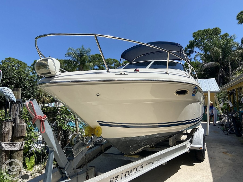2001 Sea Ray boat for sale, model of the boat is 225 weekender & Image # 19 of 40