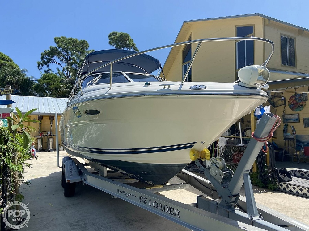 2001 Sea Ray boat for sale, model of the boat is 225 weekender & Image # 15 of 40
