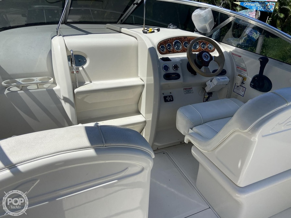 2001 Sea Ray boat for sale, model of the boat is 225 weekender & Image # 26 of 40