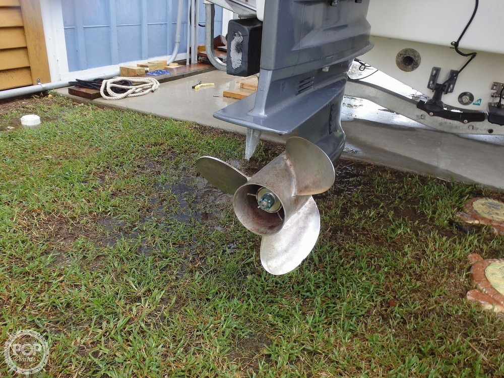 2005 Wellcraft boat for sale, model of the boat is 252 Coastal & Image # 36 of 40