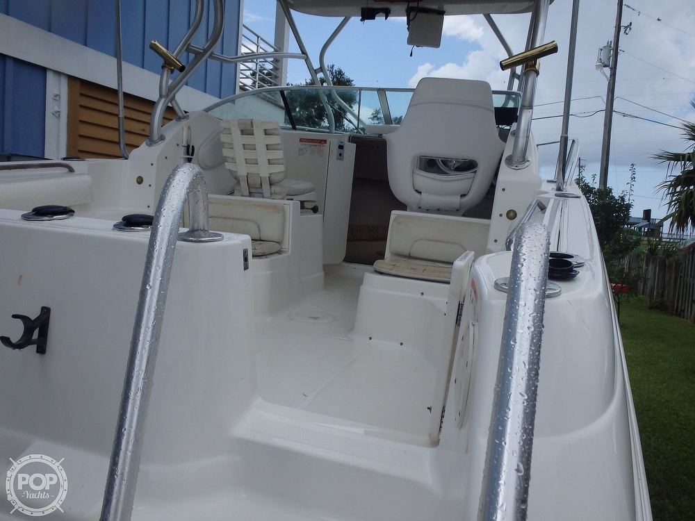 2005 Wellcraft boat for sale, model of the boat is 252 Coastal & Image # 8 of 40