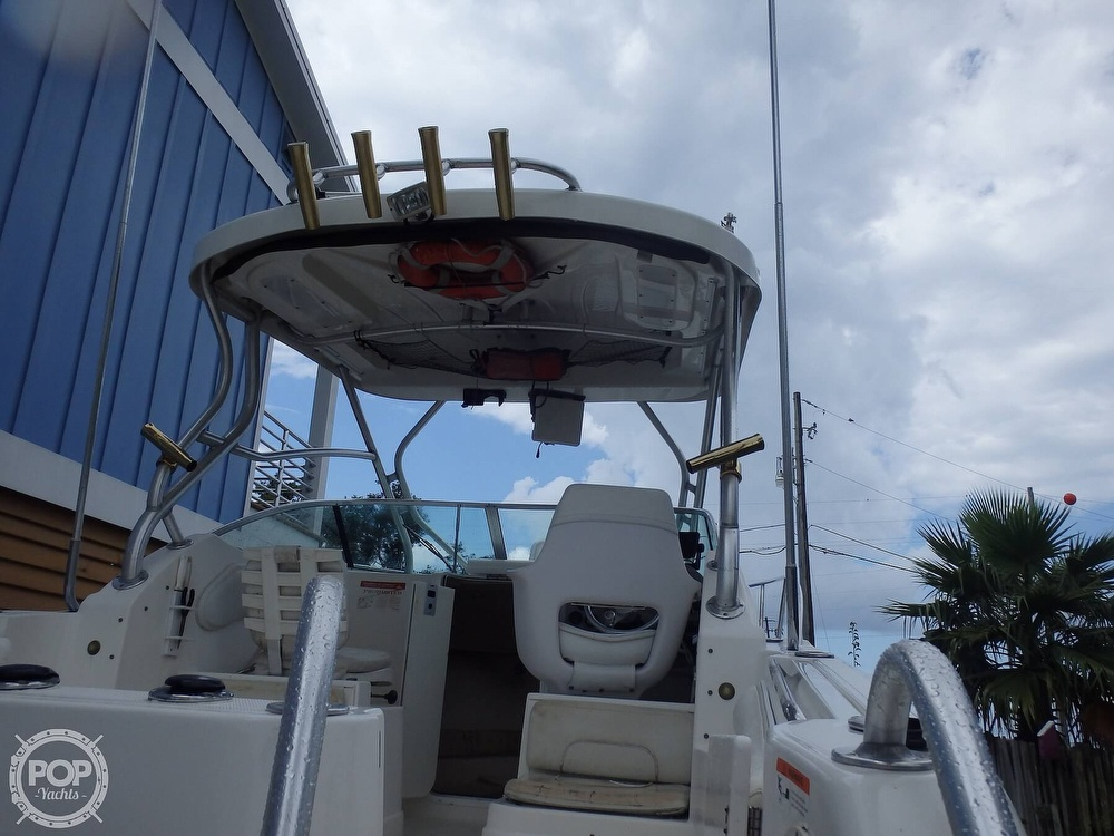 2005 Wellcraft boat for sale, model of the boat is 252 Coastal & Image # 17 of 40