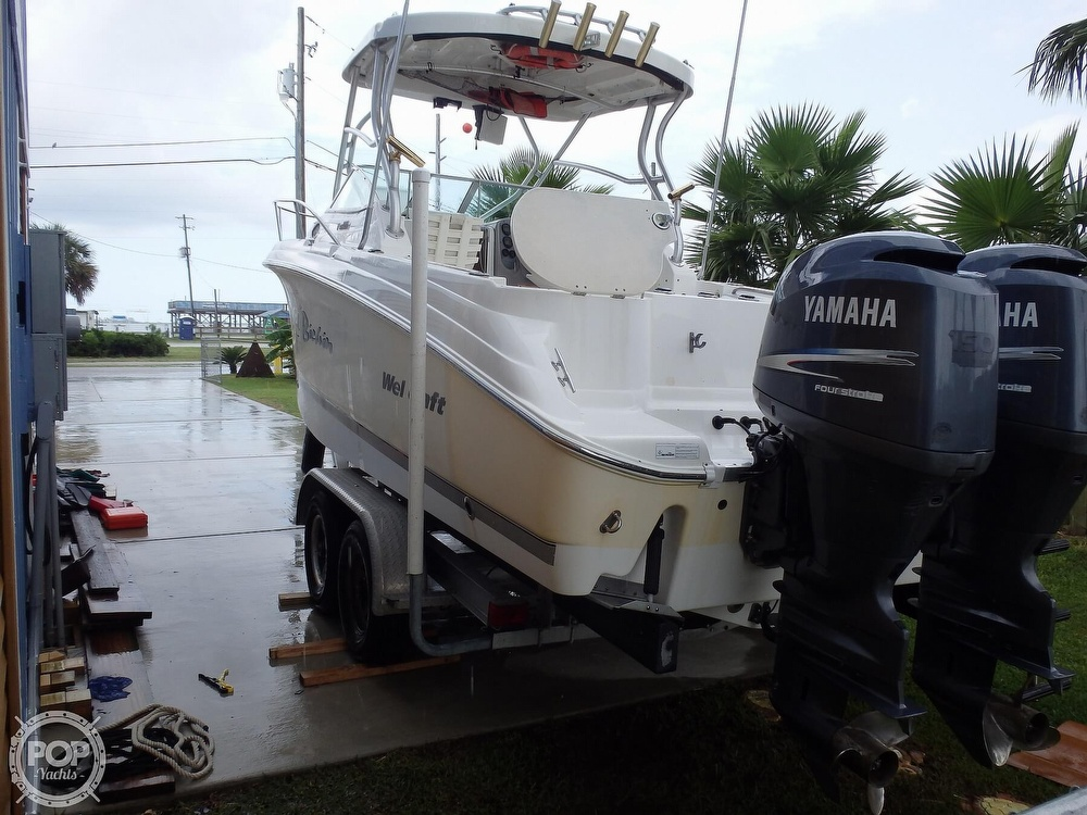 2005 Wellcraft boat for sale, model of the boat is 252 Coastal & Image # 5 of 40