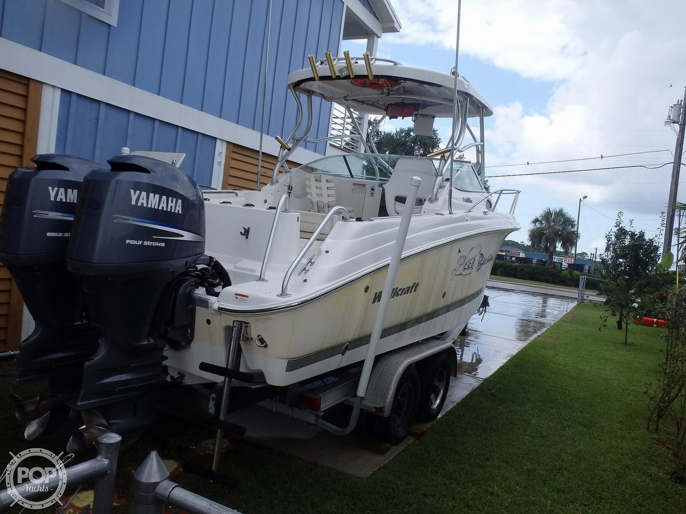 2005 Wellcraft boat for sale, model of the boat is 252 Coastal & Image # 7 of 40
