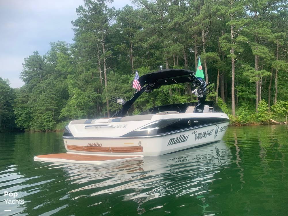 2009 Malibu boat for sale, model of the boat is Wakesetter VTX & Image # 7 of 40