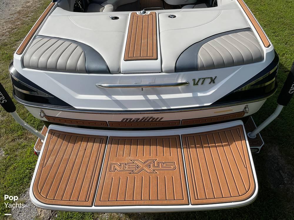2009 Malibu boat for sale, model of the boat is Wakesetter VTX & Image # 20 of 40