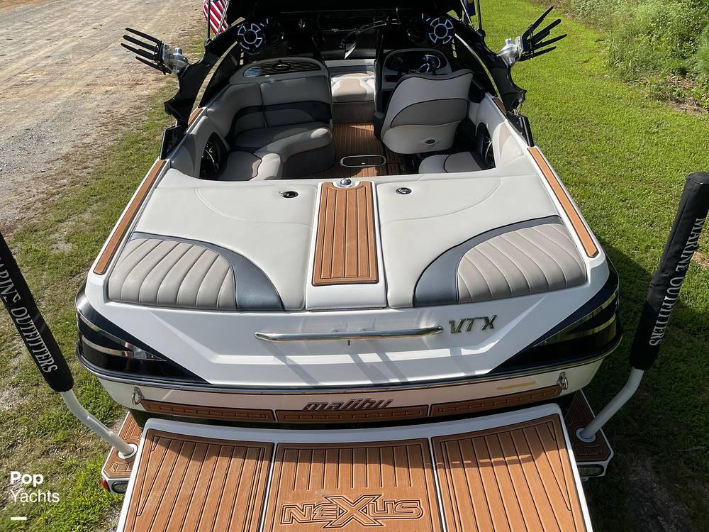 2009 Malibu boat for sale, model of the boat is Wakesetter VTX & Image # 21 of 40