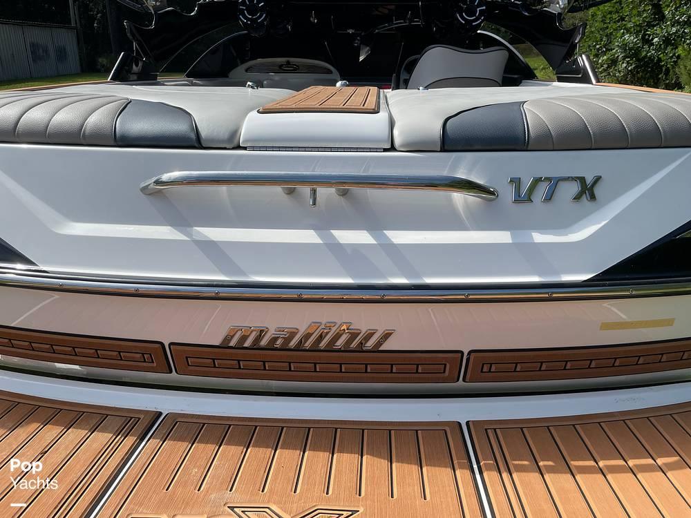 2009 Malibu boat for sale, model of the boat is Wakesetter VTX & Image # 22 of 40