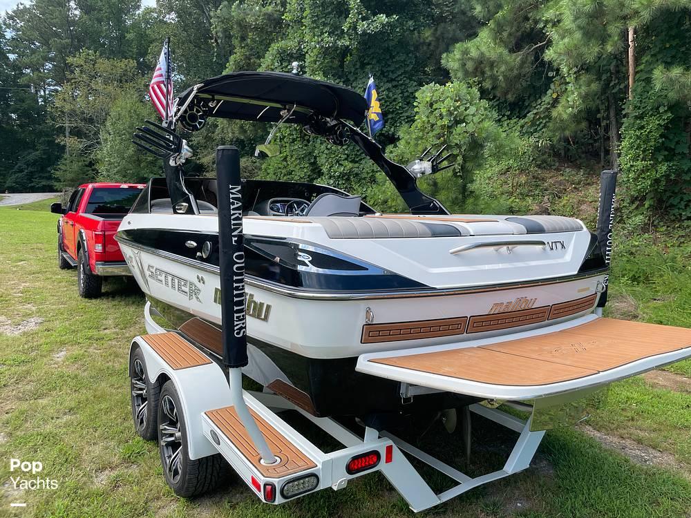 2009 Malibu boat for sale, model of the boat is Wakesetter VTX & Image # 5 of 40