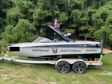 Malibu Wakesetter VTX, 20', for sale - $62,000