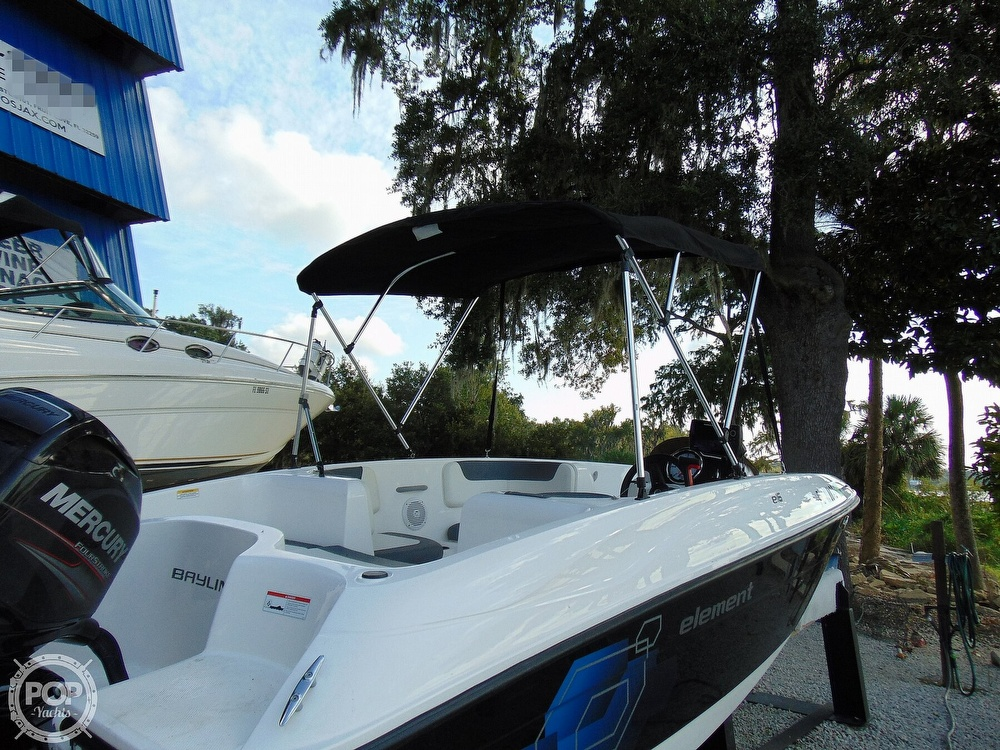 2020 Bayliner boat for sale, model of the boat is Element E16 & Image # 3 of 40