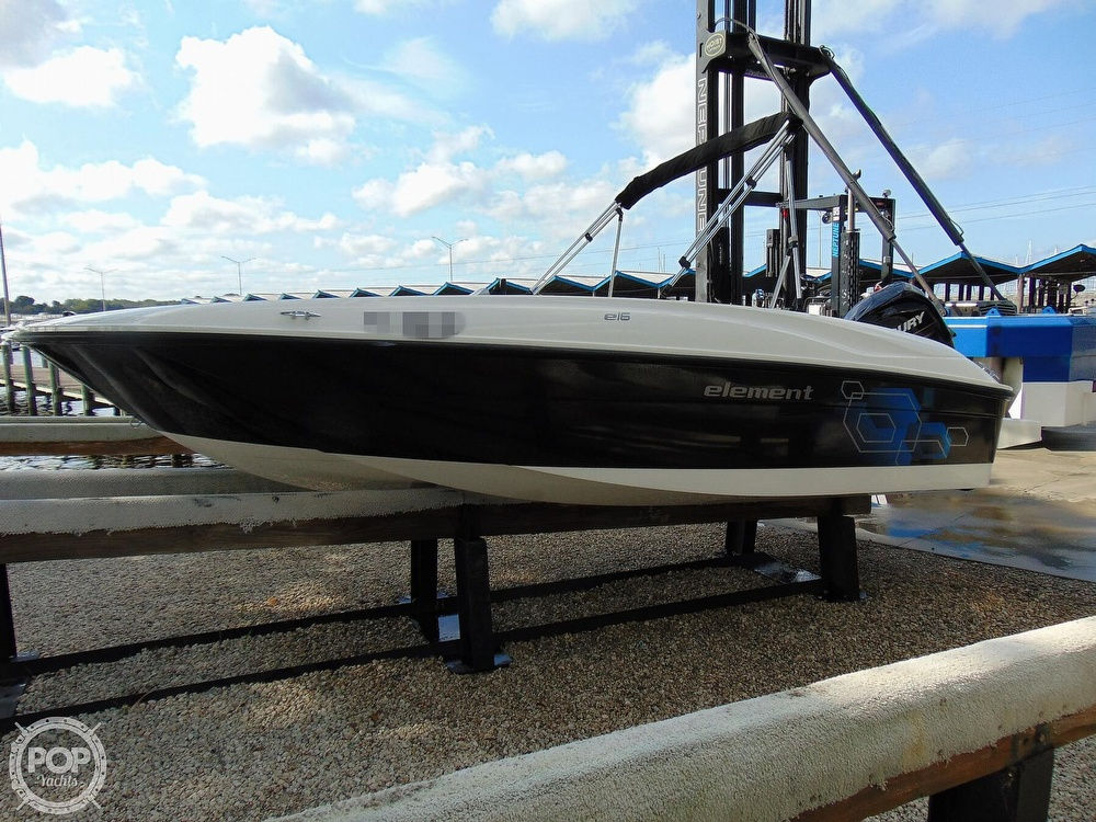 2020 Bayliner boat for sale, model of the boat is Element E16 & Image # 12 of 40