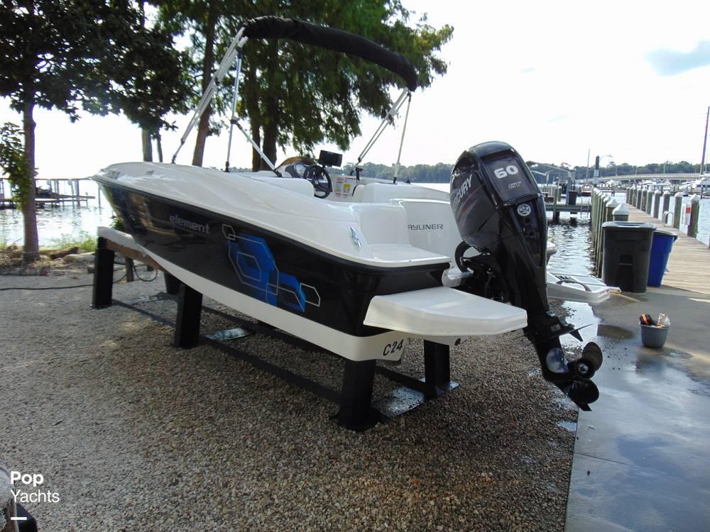 2020 Bayliner boat for sale, model of the boat is Element E16 & Image # 13 of 40