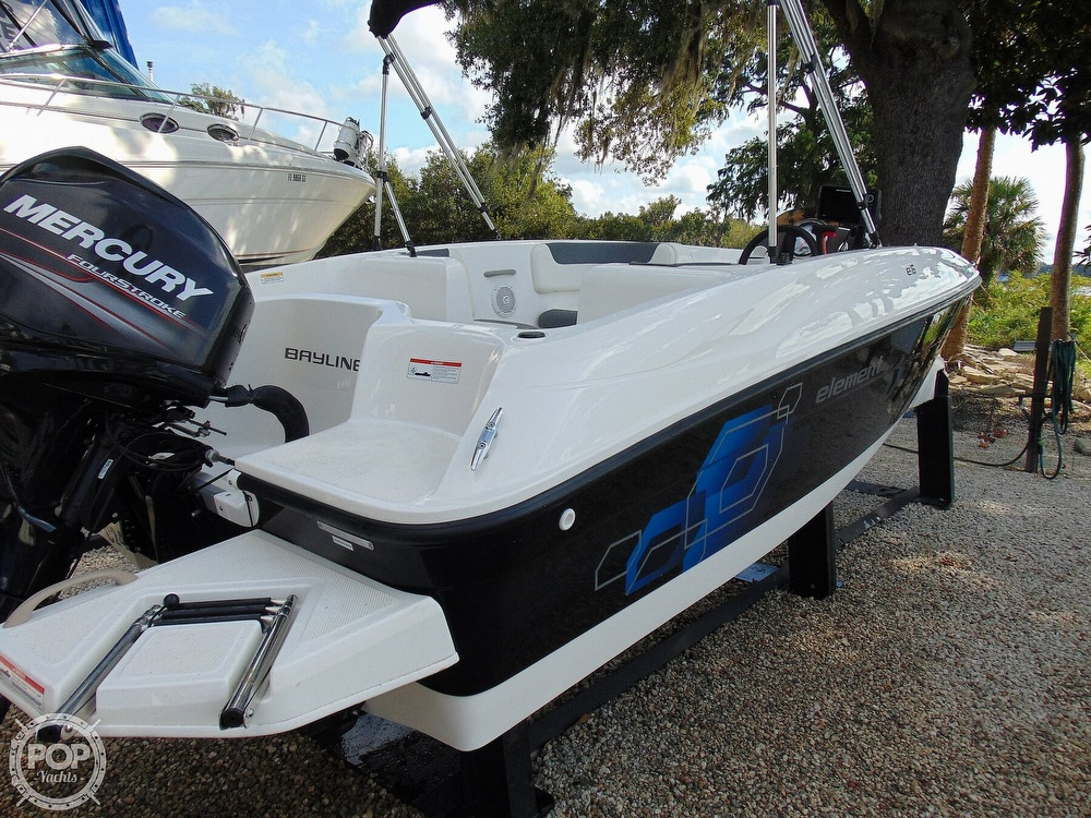 2020 Bayliner boat for sale, model of the boat is Element E16 & Image # 17 of 40