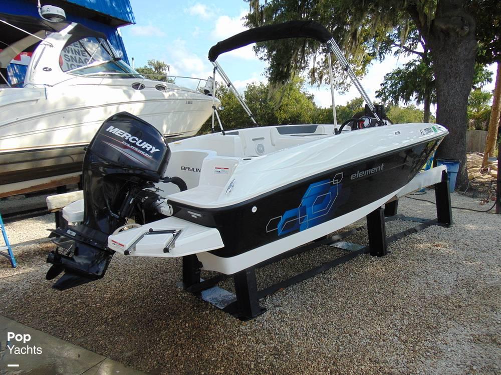 2020 Bayliner boat for sale, model of the boat is Element E16 & Image # 18 of 40