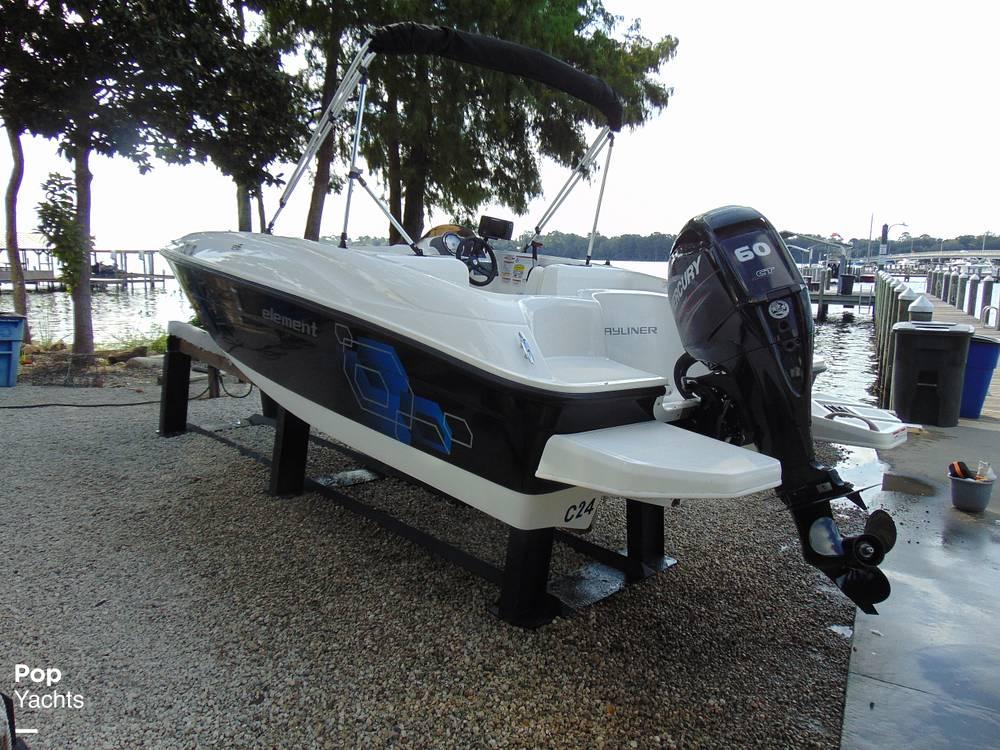 2020 Bayliner boat for sale, model of the boat is Element E16 & Image # 27 of 40